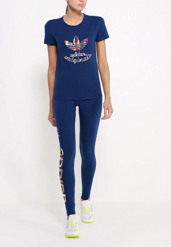 Женские леггинсы Adidas Originals (Адидас Ориджиналс) AB2187: изображение 3