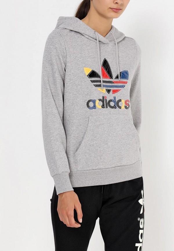 Женские худи Adidas Originals (Адидас Ориджиналс) AB2188: изображение 2