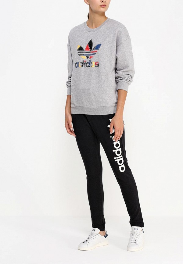 Толстовка Adidas Originals (Адидас Ориджиналс) AB2189: изображение 3