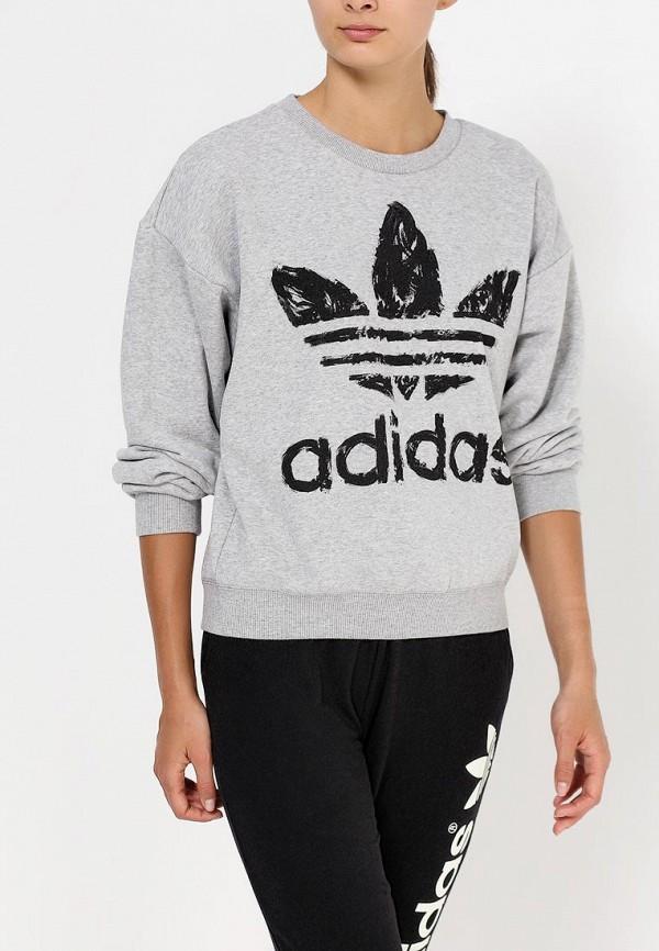 Толстовка Adidas Originals (Адидас Ориджиналс) AB2305: изображение 2