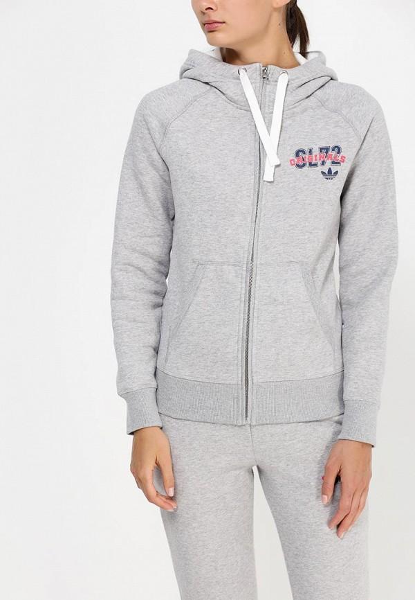 Толстовка Adidas Originals (Адидас Ориджиналс) AB2392: изображение 2