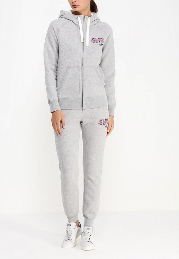Толстовка Adidas Originals (Адидас Ориджиналс) AB2392: изображение 3