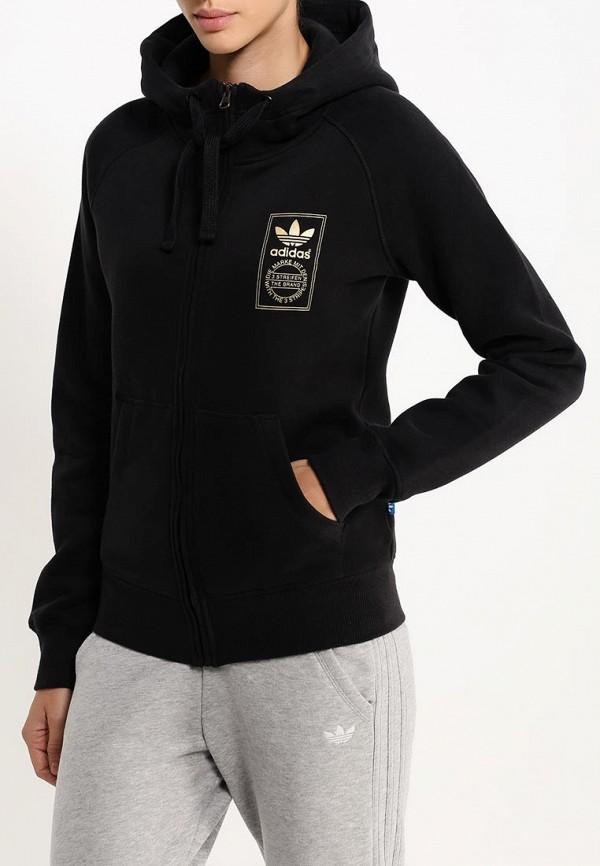 Толстовка Adidas Originals (Адидас Ориджиналс) AB2397: изображение 4