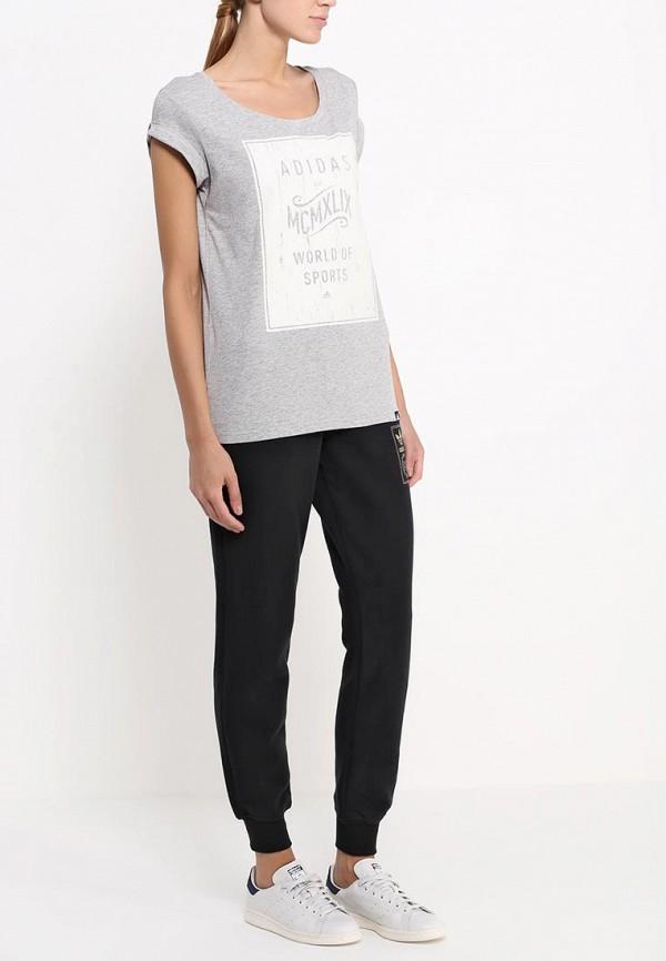 Женские спортивные брюки Adidas Originals (Адидас Ориджиналс) AB2406: изображение 3