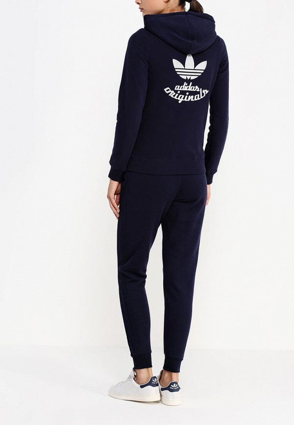 Толстовка Adidas Originals (Адидас Ориджиналс) AB2414: изображение 5