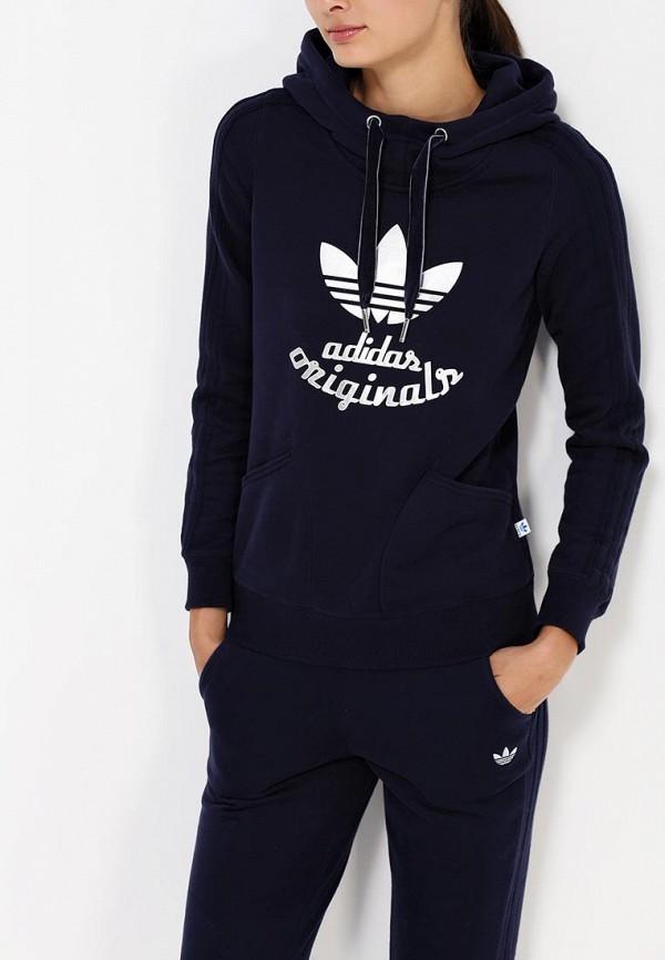 Толстовка Adidas Originals (Адидас Ориджиналс) AB2416: изображение 2