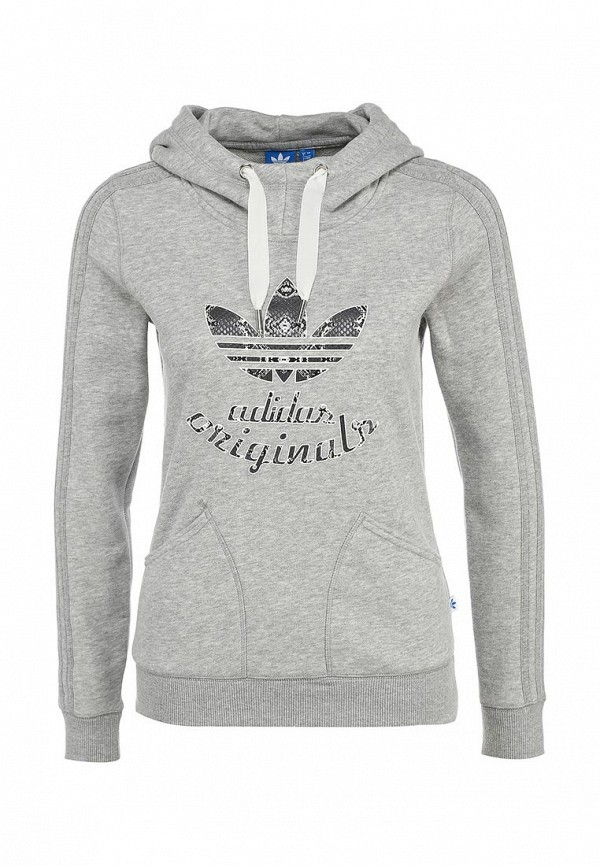 Женские худи Adidas Originals (Адидас Ориджиналс) AB2417: изображение 1