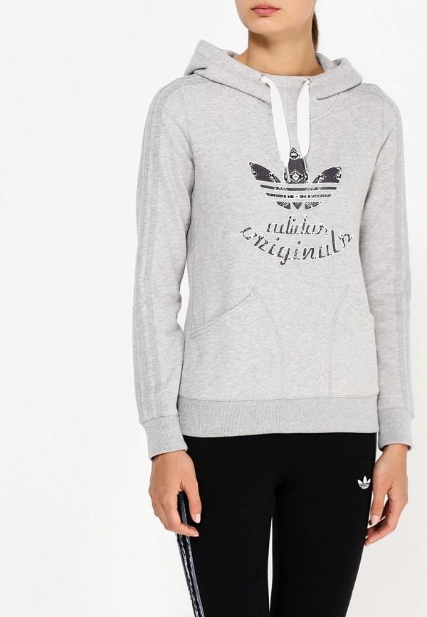 Женские худи Adidas Originals (Адидас Ориджиналс) AB2417: изображение 2