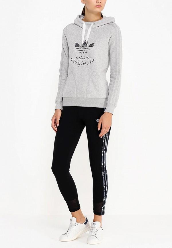Женские худи Adidas Originals (Адидас Ориджиналс) AB2417: изображение 3
