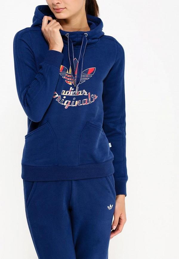 Женские худи Adidas Originals (Адидас Ориджиналс) AB2420: изображение 2