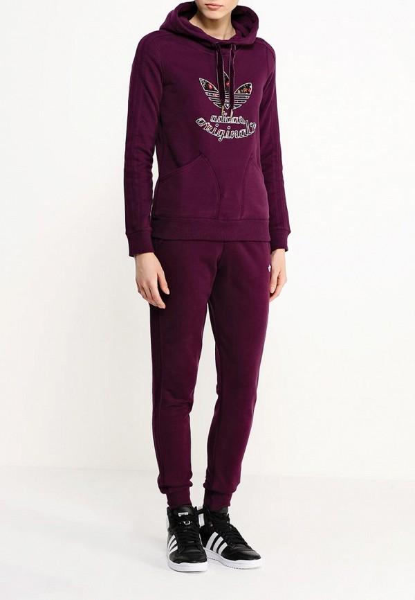 Женские худи Adidas Originals (Адидас Ориджиналс) AB2421: изображение 3
