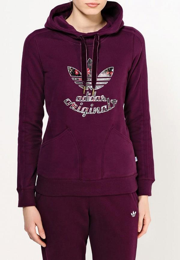 Женские худи Adidas Originals (Адидас Ориджиналс) AB2421: изображение 4