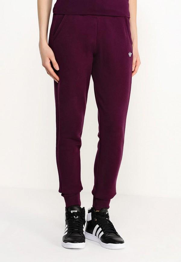 Женские спортивные брюки Adidas Originals (Адидас Ориджиналс) AB2432: изображение 3