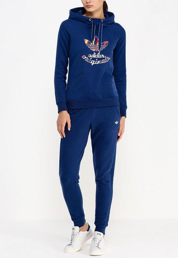 Женские спортивные брюки Adidas Originals (Адидас Ориджиналс) AB2434: изображение 3
