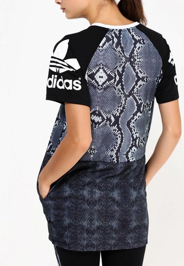 Повседневное платье Adidas Originals (Адидас Ориджиналс) AB2628: изображение 2