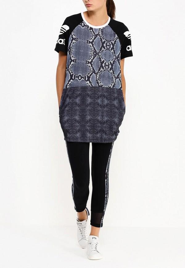 Повседневное платье Adidas Originals (Адидас Ориджиналс) AB2628: изображение 3