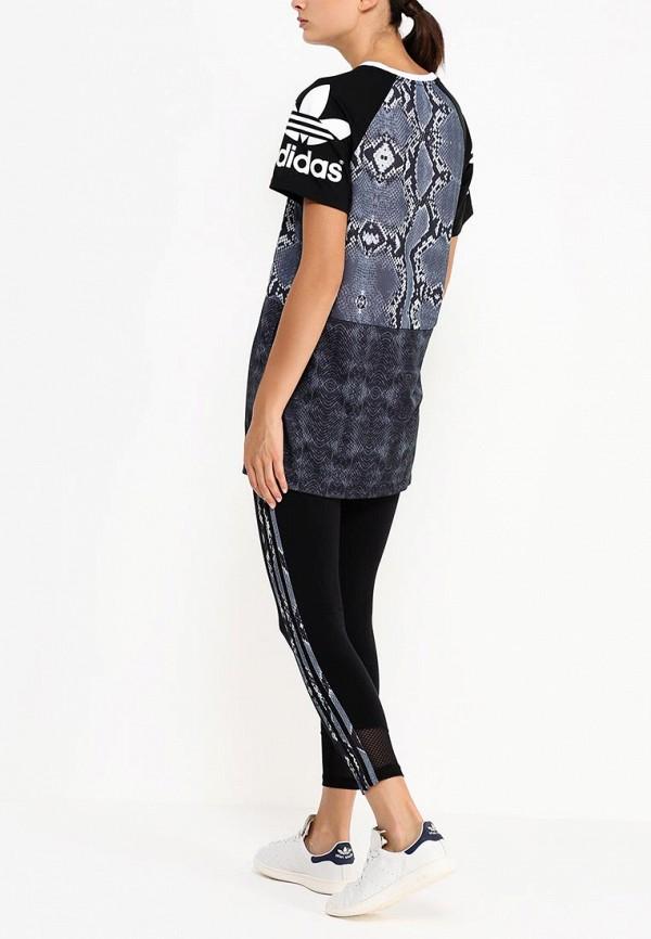 Повседневное платье Adidas Originals (Адидас Ориджиналс) AB2628: изображение 4