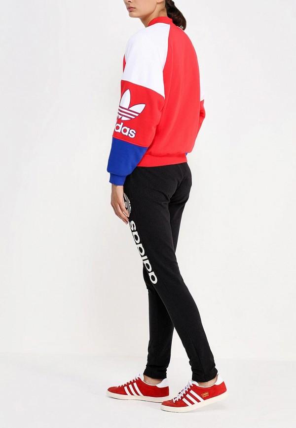 Олимпийка Adidas Originals (Адидас Ориджиналс) AB2633: изображение 4