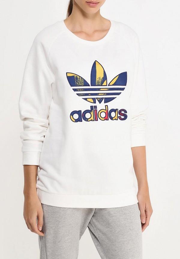 Толстовка Adidas Originals (Адидас Ориджиналс) AB2641: изображение 3