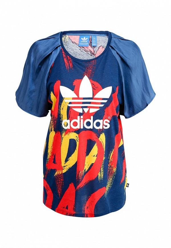 Футболка с коротким рукавом Adidas Originals (Адидас Ориджиналс) AB2644: изображение 1