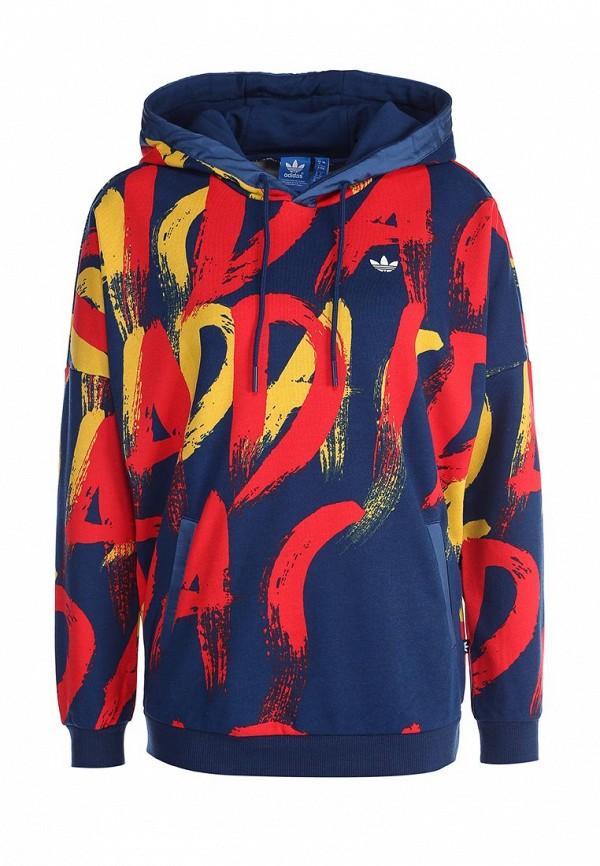 Женские худи Adidas Originals (Адидас Ориджиналс) AB2645: изображение 1