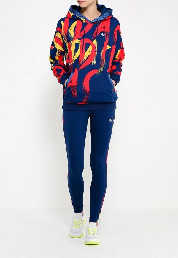 Женские худи Adidas Originals (Адидас Ориджиналс) AB2645: изображение 2