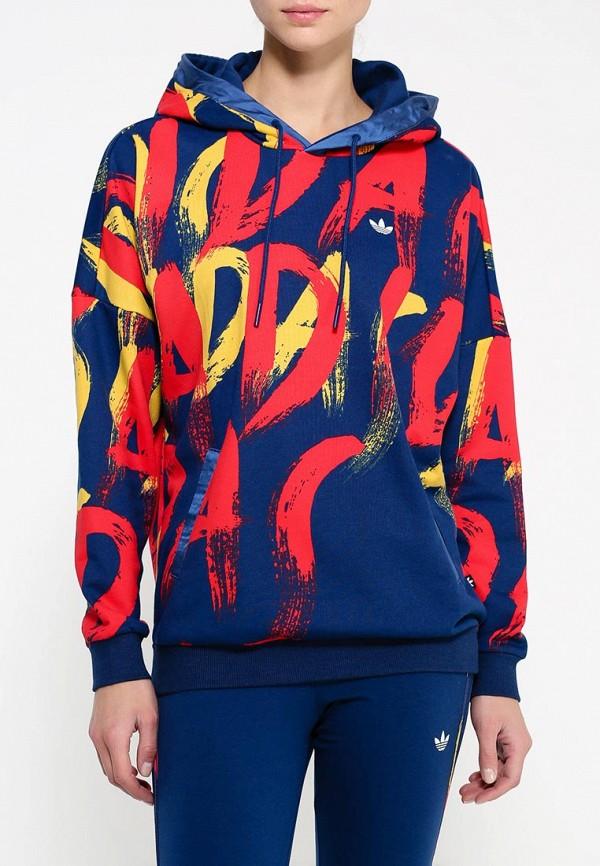 Женские худи Adidas Originals (Адидас Ориджиналс) AB2645: изображение 3