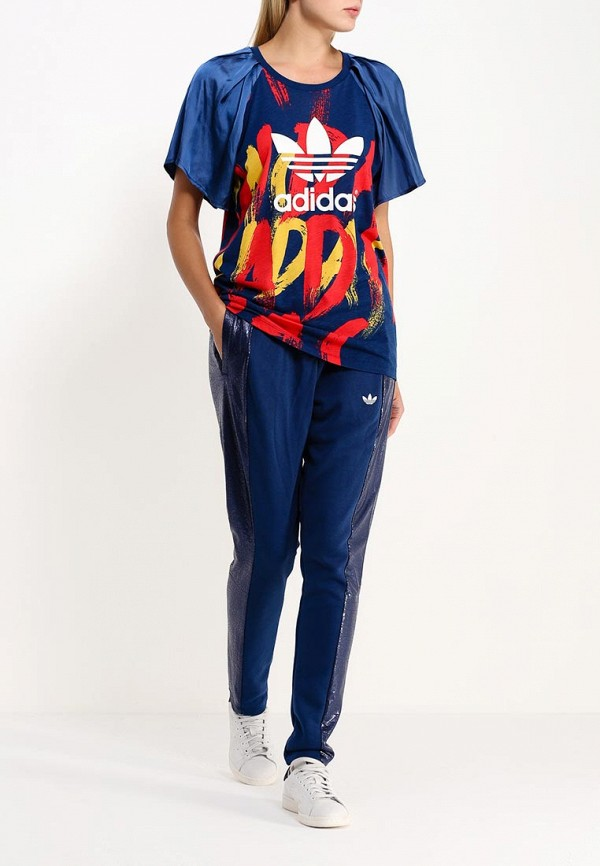 Женские спортивные брюки Adidas Originals (Адидас Ориджиналс) AB2650: изображение 2