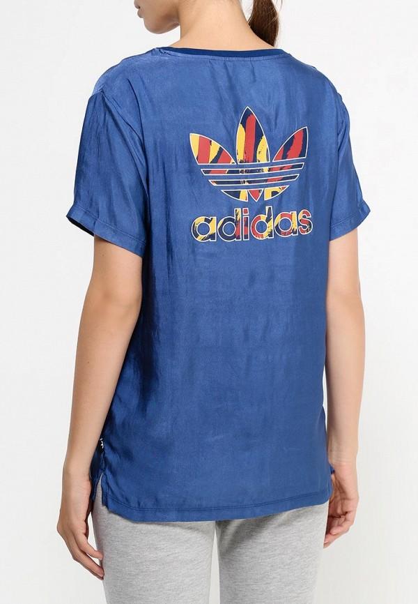 Футболка с коротким рукавом Adidas Originals (Адидас Ориджиналс) AB2654: изображение 4
