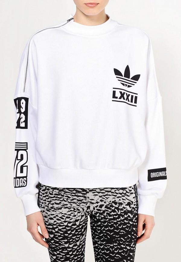Толстовка Adidas Originals (Адидас Ориджиналс) AB2659: изображение 4