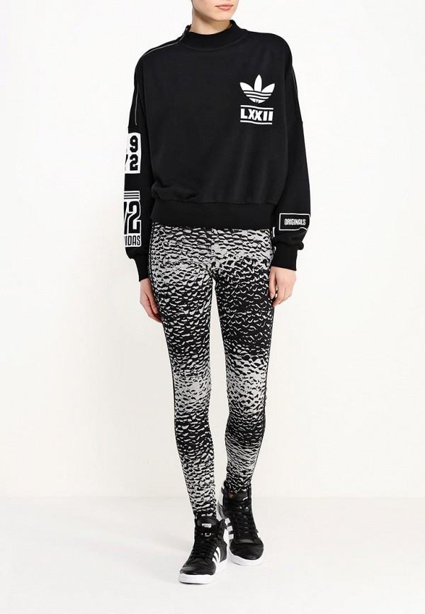 Толстовка Adidas Originals (Адидас Ориджиналс) AB2660: изображение 3