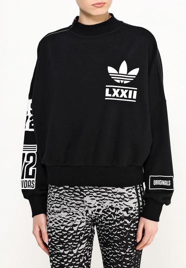 Толстовка Adidas Originals (Адидас Ориджиналс) AB2660: изображение 4