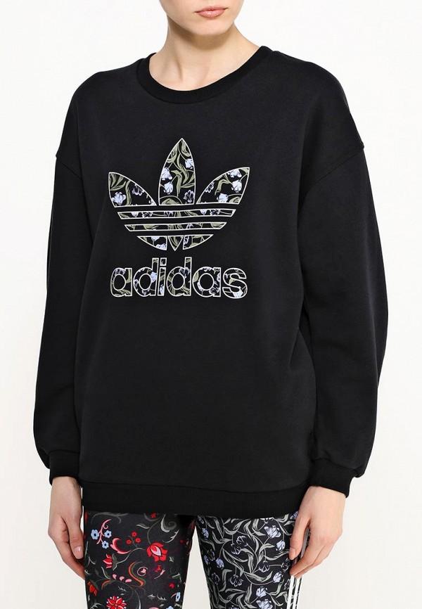 Толстовка Adidas Originals (Адидас Ориджиналс) AB2700: изображение 4