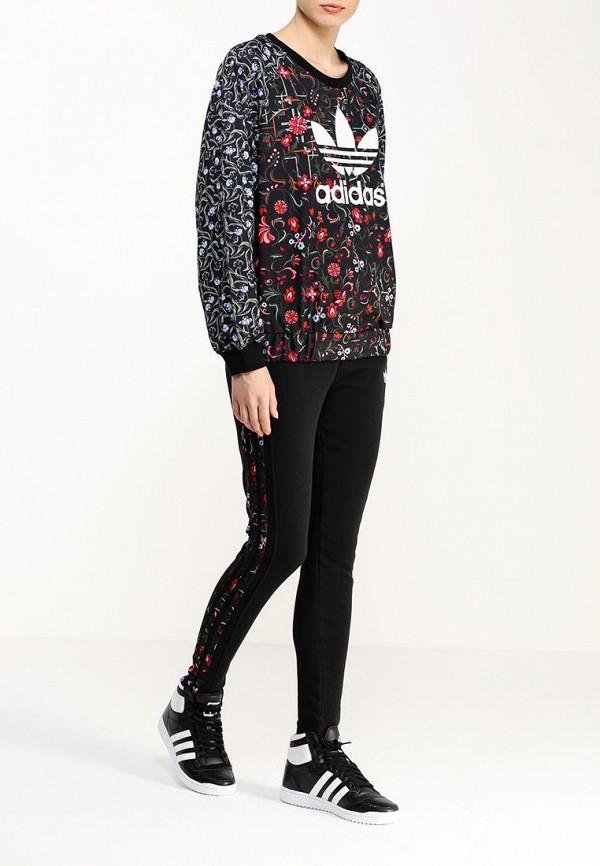 Женские спортивные брюки Adidas Originals (Адидас Ориджиналс) AB2702: изображение 2