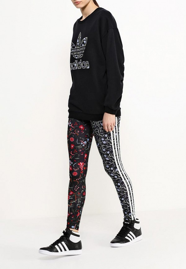 Женские леггинсы Adidas Originals (Адидас Ориджиналс) AB2707: изображение 2