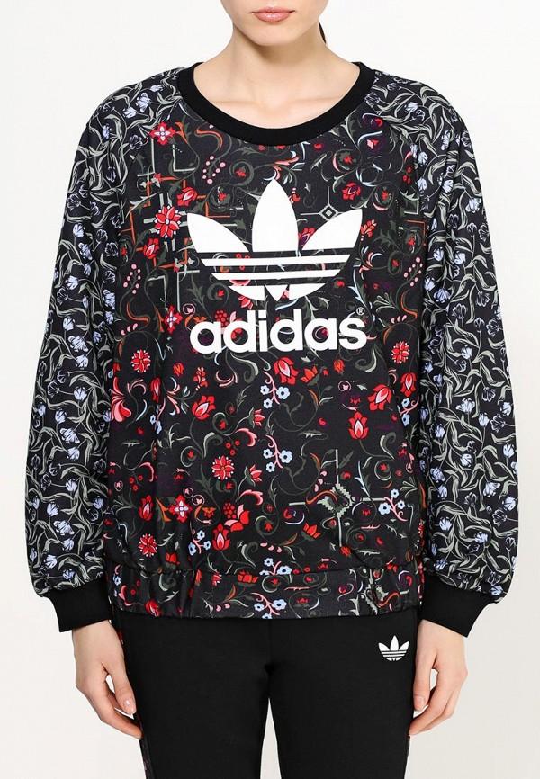 Толстовка Adidas Originals (Адидас Ориджиналс) AB2721: изображение 4