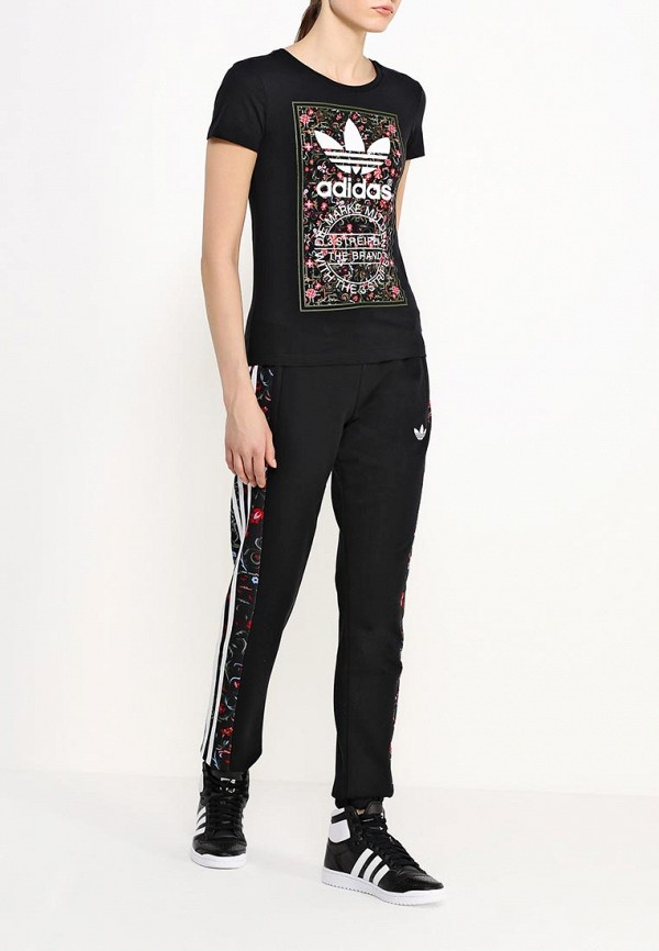 Женские спортивные брюки Adidas Originals (Адидас Ориджиналс) AB2727: изображение 2