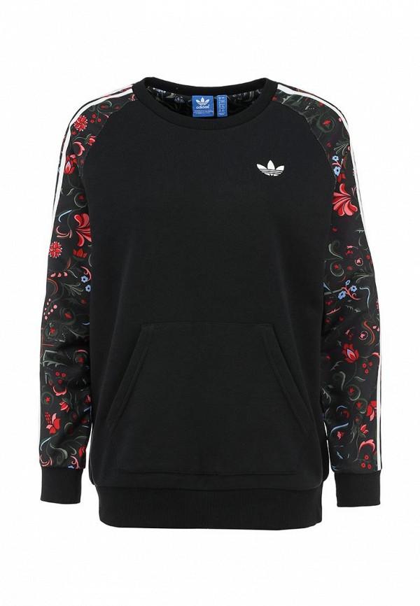 Толстовка Adidas Originals (Адидас Ориджиналс) AB2732: изображение 2
