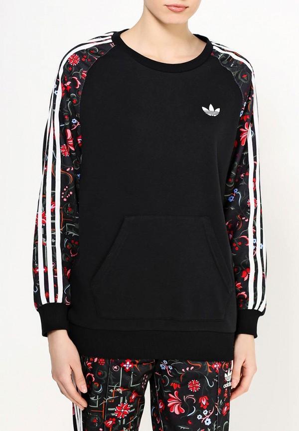 Толстовка Adidas Originals (Адидас Ориджиналс) AB2732: изображение 4