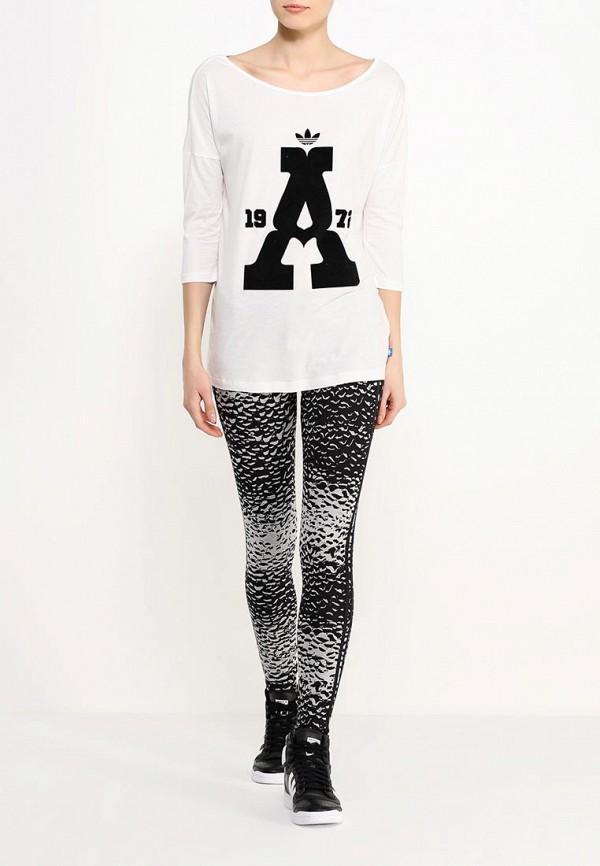 Женские леггинсы Adidas Originals (Адидас Ориджиналс) AB2749: изображение 2
