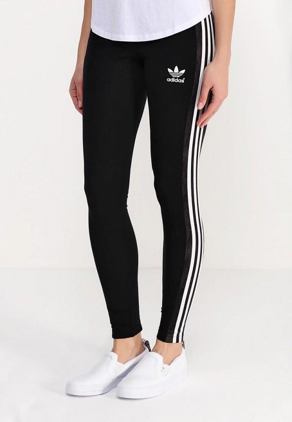Женские леггинсы Adidas Originals (Адидас Ориджиналс) AB2804: изображение 3