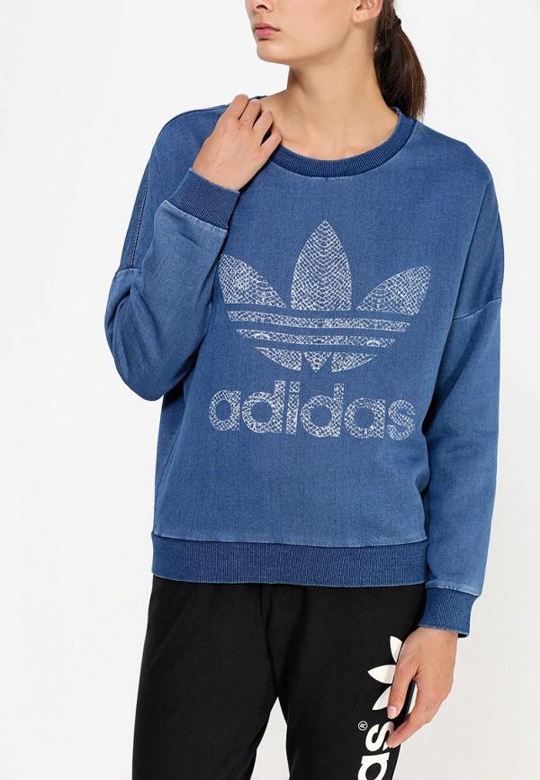 Толстовка Adidas Originals (Адидас Ориджиналс) AB2840: изображение 2