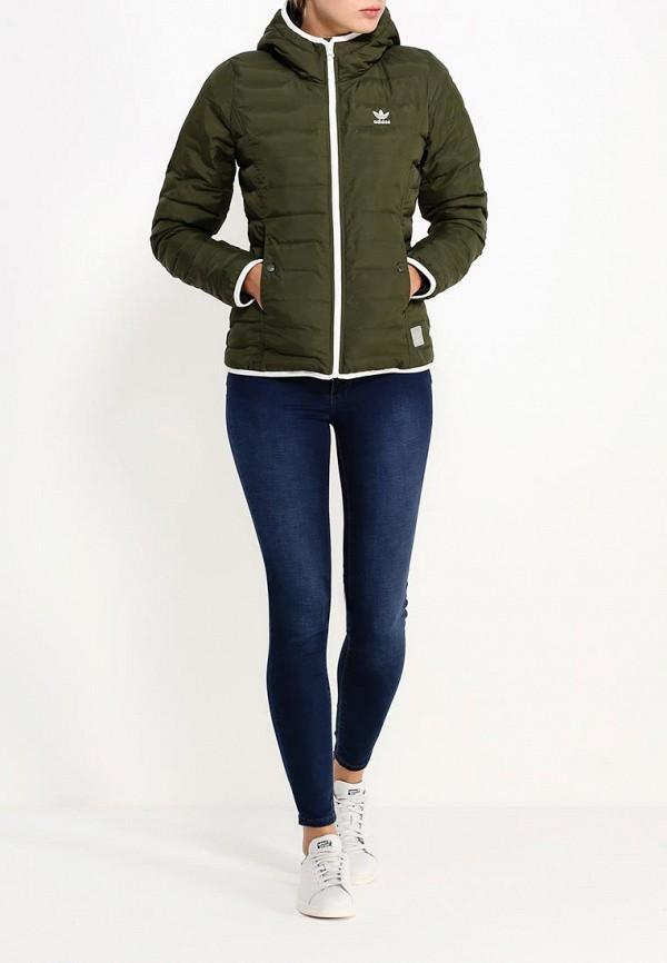 Куртка Adidas Originals (Адидас Ориджиналс) AB2855: изображение 2