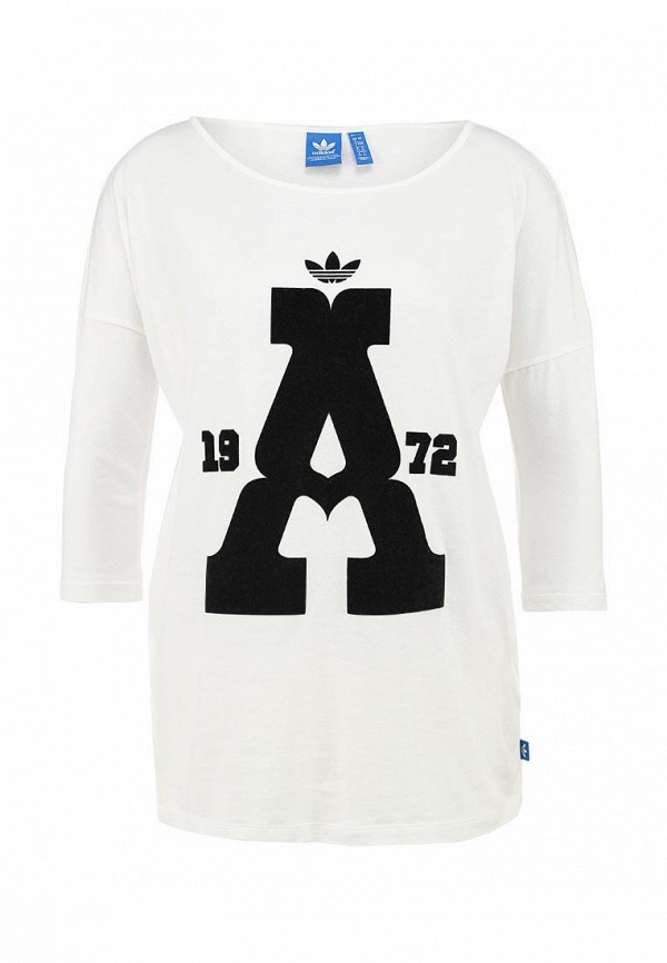 Футболка с длинным рукавом Adidas Originals (Адидас Ориджиналс) AB7061: изображение 2