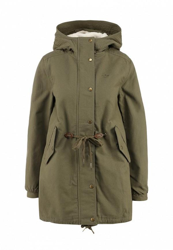 Утепленная куртка Adidas Originals (Адидас Ориджиналс) M30515: изображение 2
