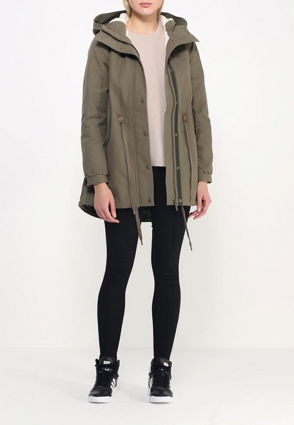 Утепленная куртка Adidas Originals (Адидас Ориджиналс) M30515: изображение 3