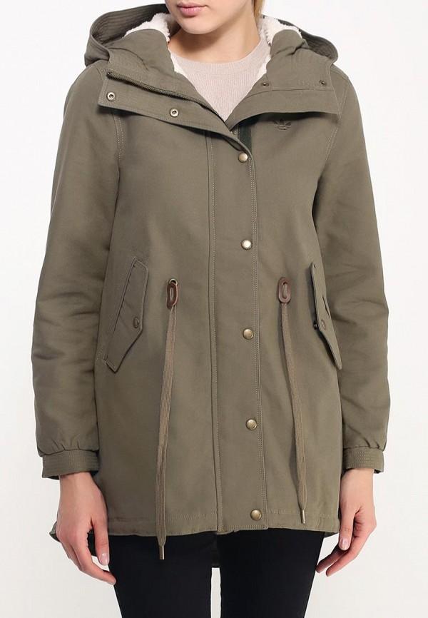 Утепленная куртка Adidas Originals (Адидас Ориджиналс) M30515: изображение 4