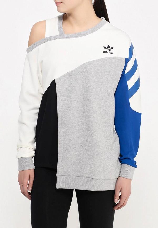 Толстовка Adidas Originals (Адидас Ориджиналс) AJ7169: изображение 3