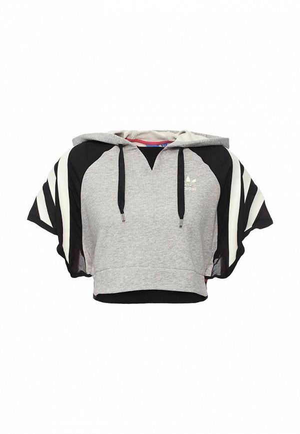Женские худи Adidas Originals (Адидас Ориджиналс) AJ7172