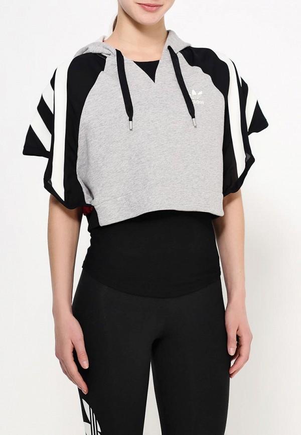 Женские худи Adidas Originals (Адидас Ориджиналс) AJ7172: изображение 3